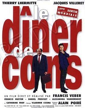 film Le Dîner de cons FRENCH DVDRIP en streaming